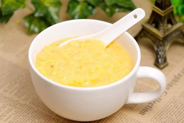 玉米粥脂肪多吗 一碗玉米粥的热量是多少