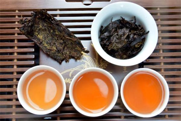 黑茶的最佳冲泡方法图片