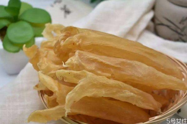 鱼胶应该怎么吃呢 怎么吃鱼胶有营养呢