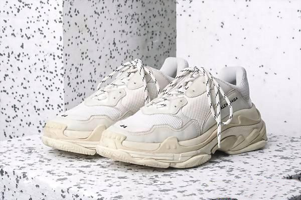 巴黎世家老爹鞋怎么洗 怎样能买到巴黎世家的老爹鞋