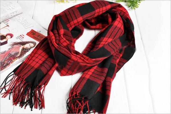 围巾什么面料舒服 围巾面料有哪些