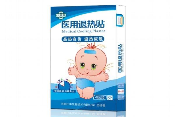 退热贴对多大孩子管用 退热贴使用小贴士