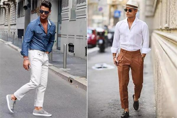 男装时尚博主穿搭法则 意式潮男穿搭指南