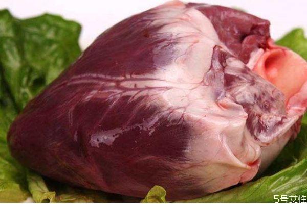 猪心有什么营养价值呢 吃猪心有什么好处吗