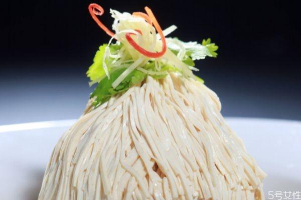 什么是大煮干丝呢 大煮干丝是怎么做的呢