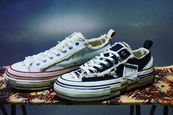 xvessel帆布鞋值得买吗 xvessel帆布鞋什么风格