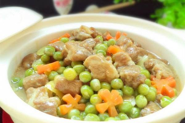 豌豆炖排骨怎么做好吃 豌豆炖排骨有什么营养
