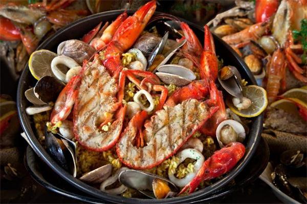 减肥能吃海鲜吗图片