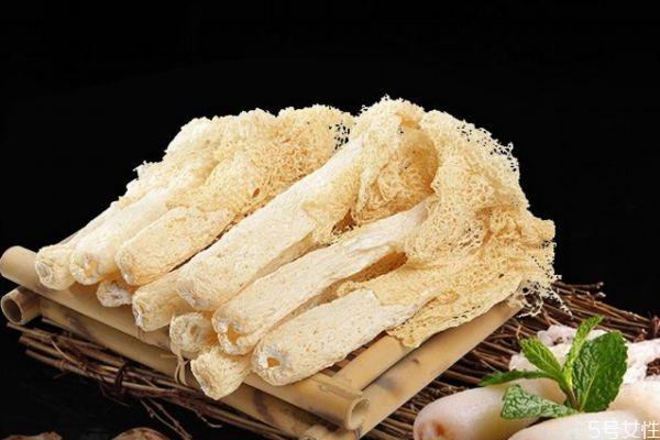 吃竹荪有什么注意的吗 竹荪孕妇可以吃吗