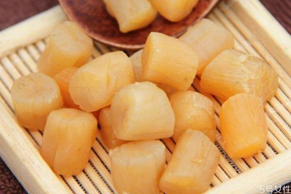吃瑶柱有什么好处呢 瑶柱怎么做好吃呢