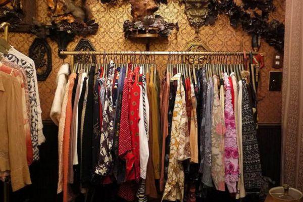 vintage衣服是什么衣服 vintage古着穿着要点