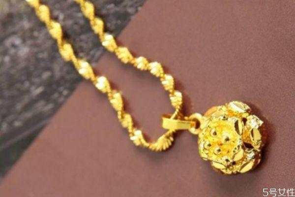 项链买什么材质的好 项链哪种材质值得买