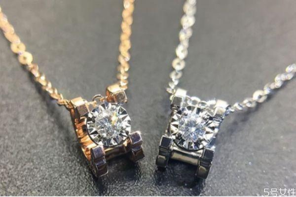 白金钻石项链洗澡可以不摘吗 白金钻石项链怎么保养