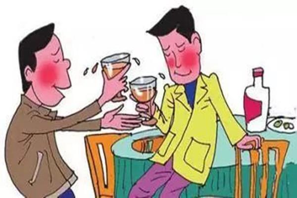 一喝酒就吐好吗 喝酒脸红的人能喝酒吗