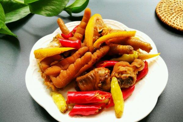 鸡爪怎么腌制才入味 腌鸡爪怎么做好吃