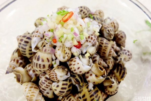花螺怎么做好吃呢 花螺应该怎么清洗呢