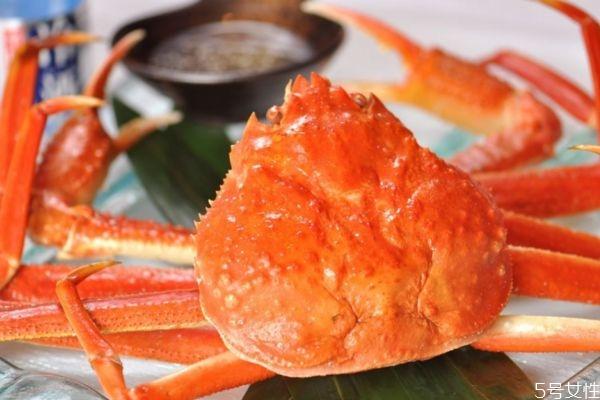 雪蟹有什么营养价值呢 雪蟹怎么做好吃呢