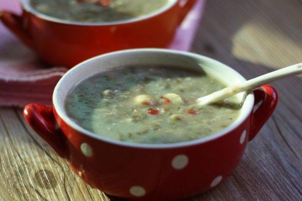 绿豆莲子汤的功效 绿豆如何挑选好