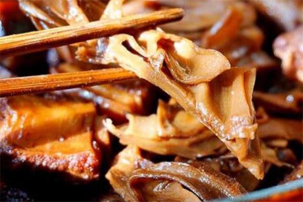 笋干吃了会长胖吗 减肥期间能吃笋干吗