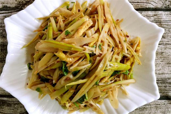 笋干和玉兰片的区别 笋干和玉兰片是一种食物吗