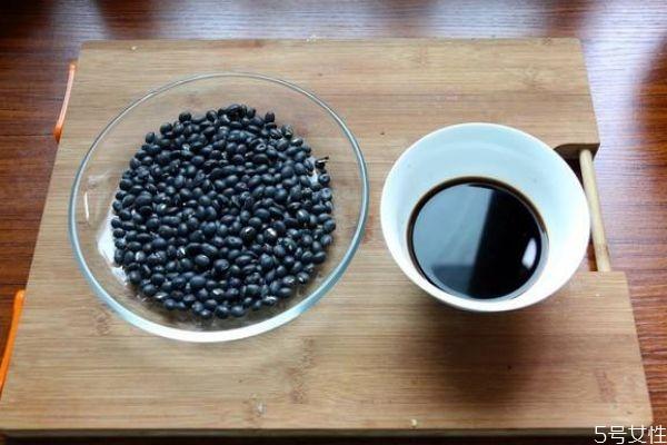 为什么要醋泡黑豆呢 醋泡黑豆有什么好处呢