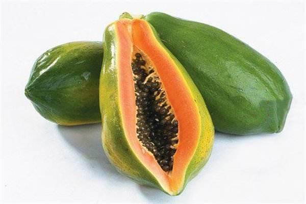 青木瓜和黄木瓜的区别 青木瓜怎么吃丰胸