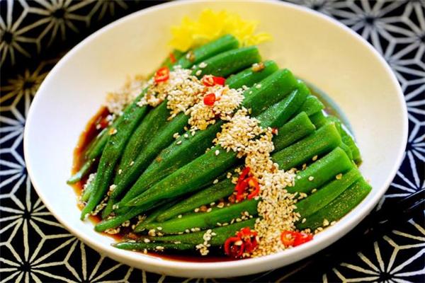 红秋葵和绿秋葵的区别 红秋葵和绿秋葵可以一起吃吗