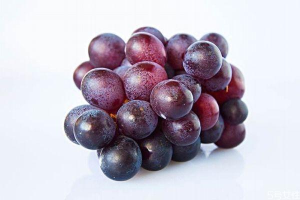 紫葡萄有什么营养价值呢 吃紫葡萄有什么好处呢