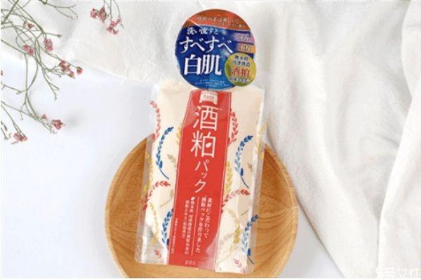 日本酒粕面膜真的好用吗 日本酒糟面膜多久敷一次
