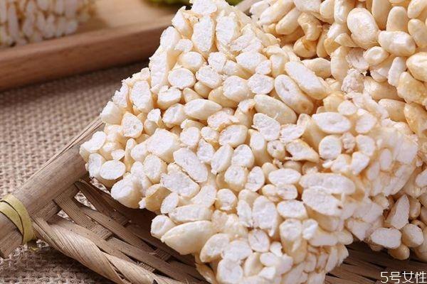 什么是米花糖呢 米花糖是哪来的特产呢
