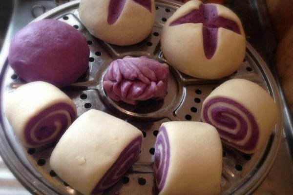 紫薯馒头怎么做好吃 紫薯馒头有什么营养