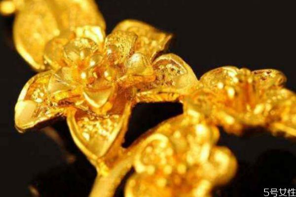 黄金饰品品牌有哪些 金首饰有哪些品牌好