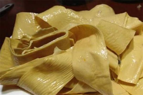 减肥可以吃豆皮吗 豆皮热量高吗