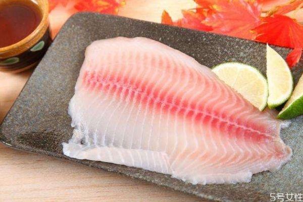 鲷鱼怎么做有营养 鲷鱼片怎么做好处呢