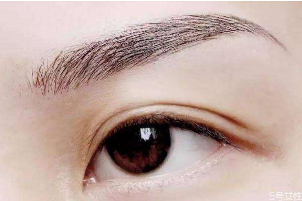 纹水雾眉需要多少钱 水雾眉和粉黛眉的区别
