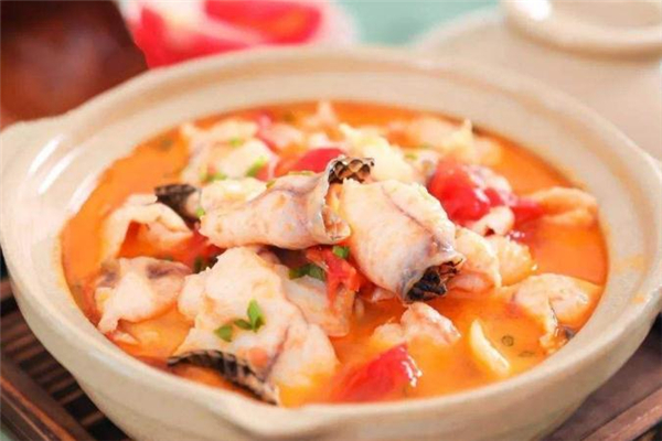 番茄黑鱼片的做法 番茄黑鱼汤怎么做好吃
