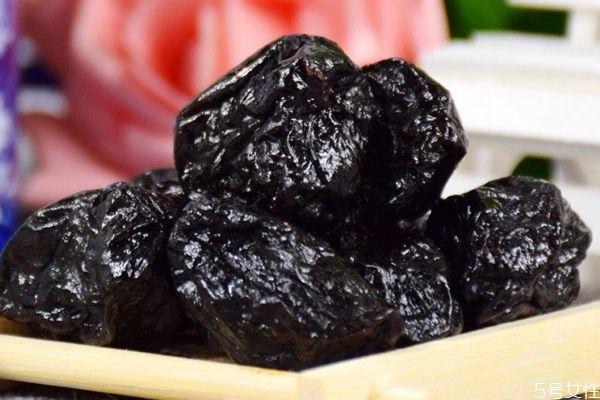 黑枣有什么营养价值 黑枣与红枣有什么区别