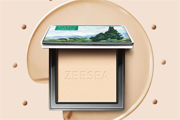 zeesea粉饼多少钱 zeesea滋色粉饼怎么选色号