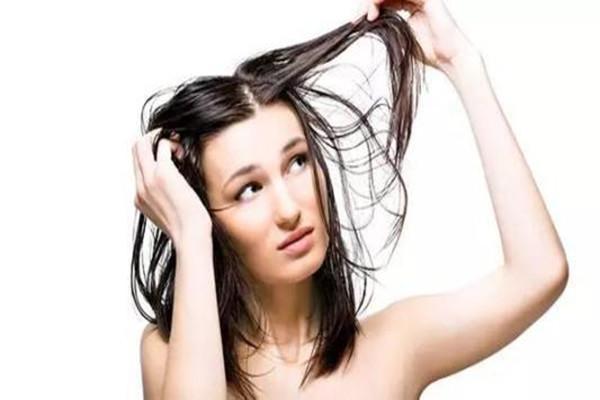 头发油怎么洗头发好 头发油用什么类型的洗发水好