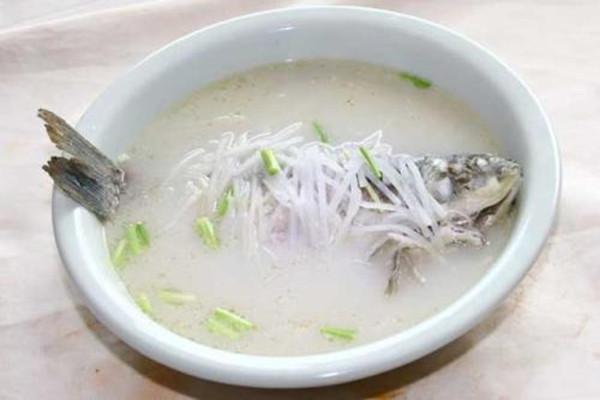 鲫鱼汤含有蛋白质吗 鲫鱼汤有什么功效