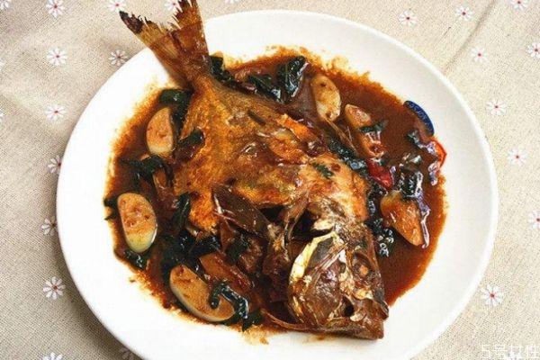 鲳鱼的营养价值及功效 鲳鱼怎么做好吃