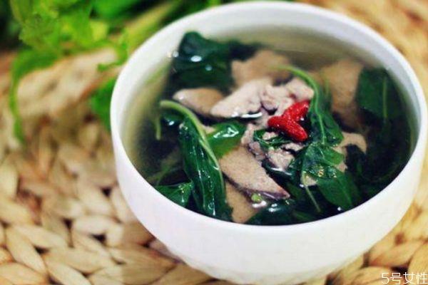 孕早期喝什么汤好 常见的安胎汤有什么
