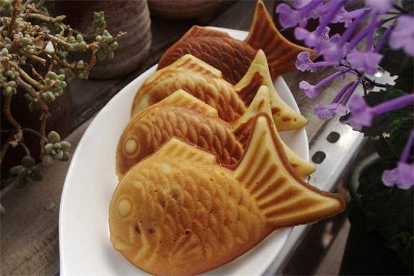 鲷鱼烧的做法 鲷鱼烧好吃吗