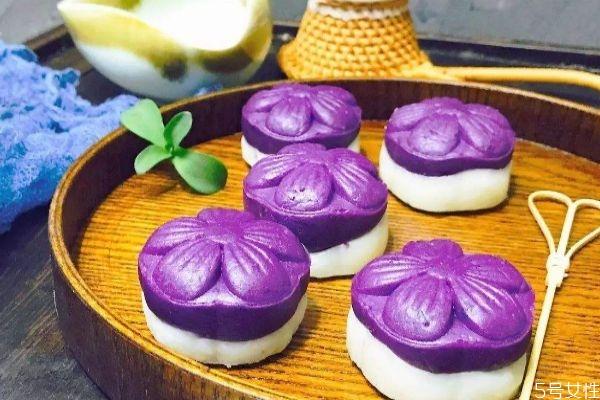 紫薯山药糕怎么做好吃 做紫薯山药糕有什么注意