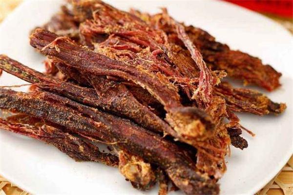 牛肉干有营养吗 牛肉干可以多吃吗