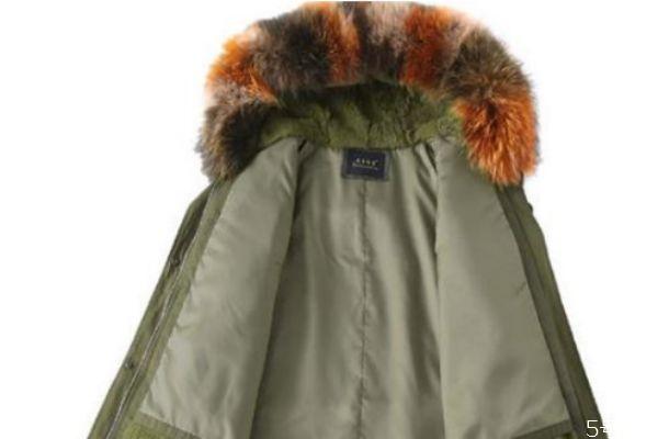 派克服可以买什么颜色 派克大衣搭配方法