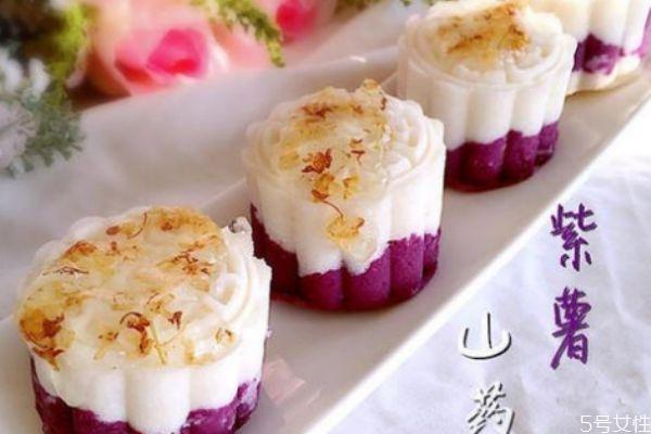 糖尿病可以吃紫薯山药糕吗 糖尿病不能吃什么
