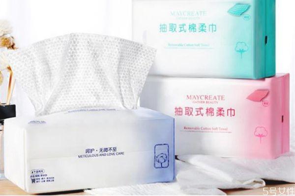 化妆棉和洗脸巾有什么区别 洗脸巾的卸妆棉的区别