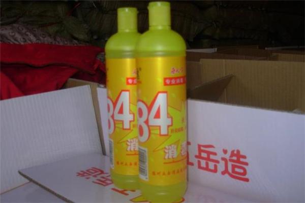 84消毒液能洗餐具吗 84消毒液洗餐具有毒吗