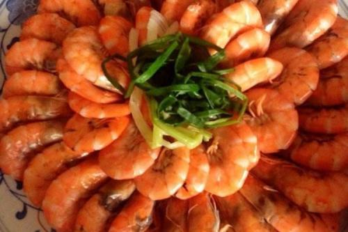 水煮虾蘸料怎么调 吃水煮虾的好处